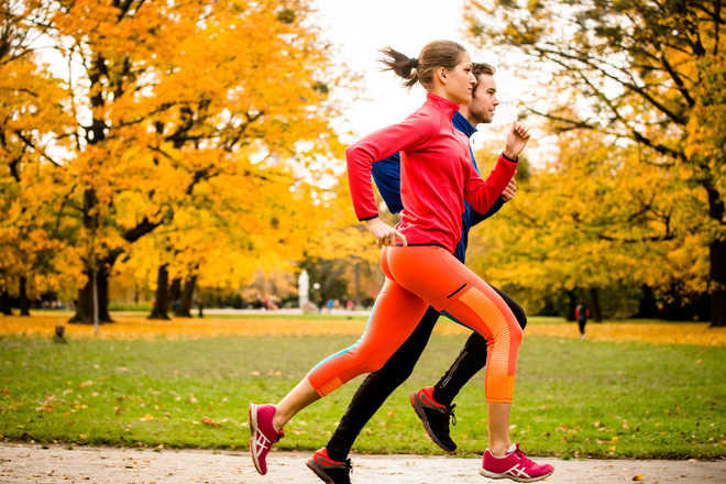 Jogging can add nine years to your life