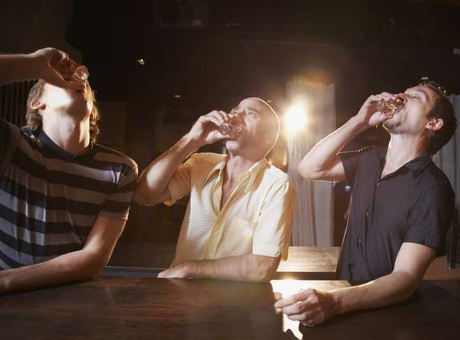 Alcohol may cause less changes to your personality