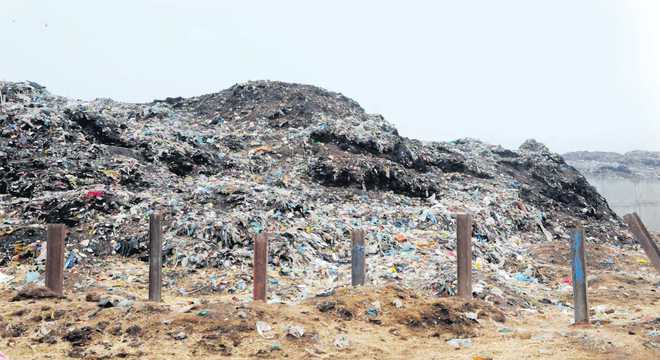 Shifting of garbage dump: Residents of Bhagtanwala see ray of hope