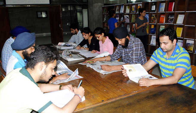 Over 5 lakh books attraction of Bhai Gurdas Library