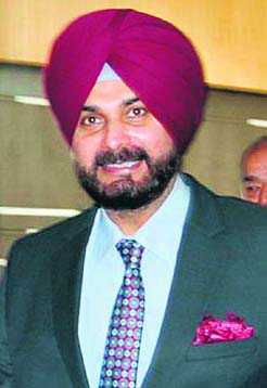 Sidhu: Naidu's letter exposes SAD-BJP on central grants
