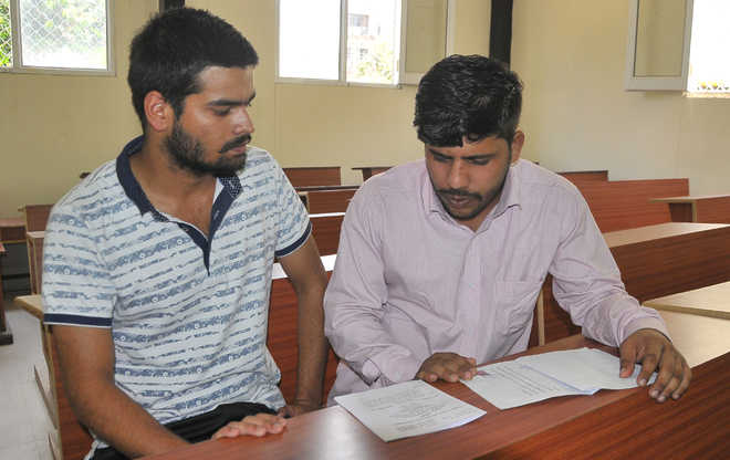 Reward for helping visually impaired write exams