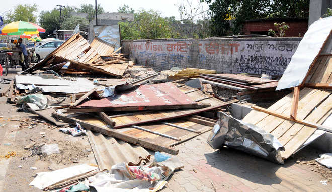 MC action against encroachments biased, say social activists