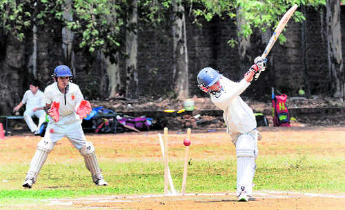 DPS log 10-wicket victory over Holy Child