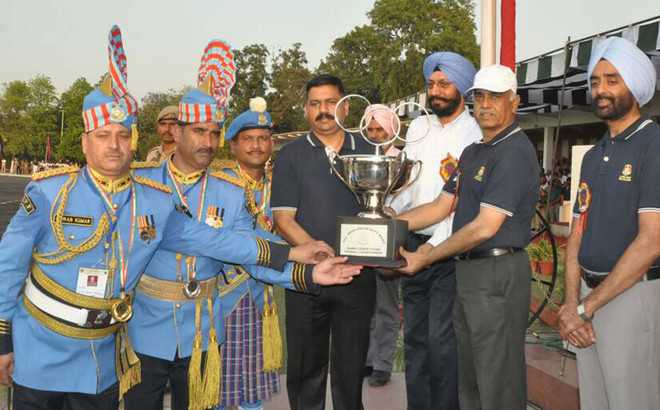 National police band contest concludes at Phillaur