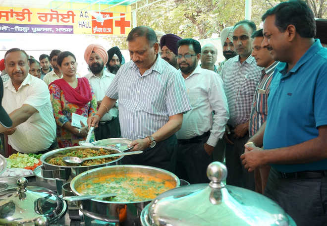 Mansa admn gears up to provide food at Rs10