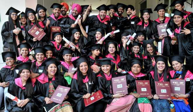 Over 300 get degrees at KCL annual convocation