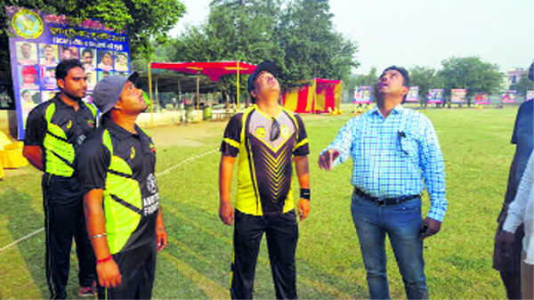 A Brahmins-only tourney to fight drug menace