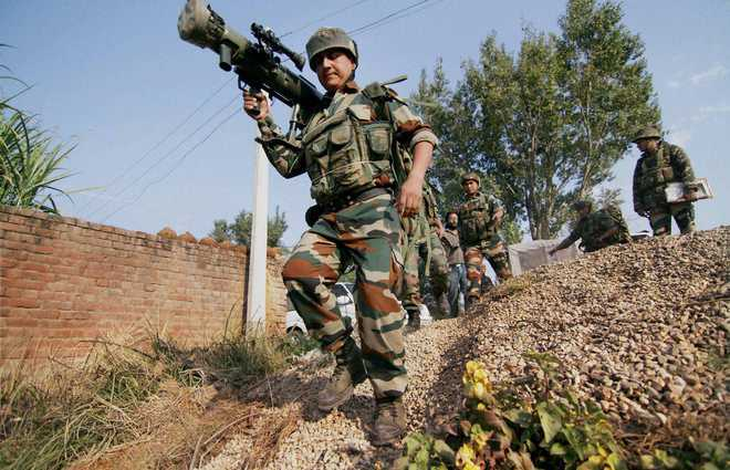 LoC encounter: 4 militants killed, 3 jawans also lose their lives