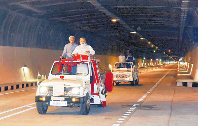 Three years on, Modi's K-policy still to unravel