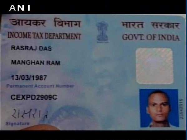 Pakistani national living with Indian identity arrested in Haryana