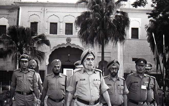 Kanwar Pal Singh Gill: The 'Supercop' who led from the front