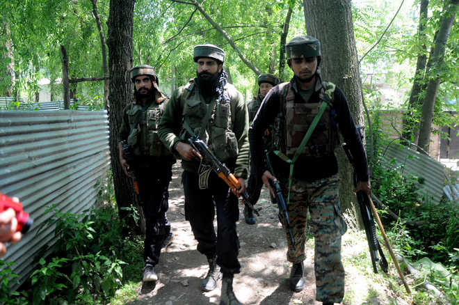 After Tral gunfight, a militant walked free