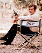 Roger Moore and the India connection!