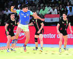 It's getting bigger and better for kabaddi players