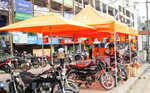 Mobile companies to pay for installing canopies
