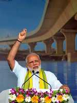 Will not spare benami property holders: Modi