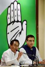 India's future dark under BJP: Cong