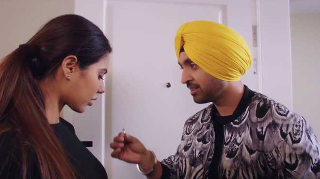 It's Diljit all the way