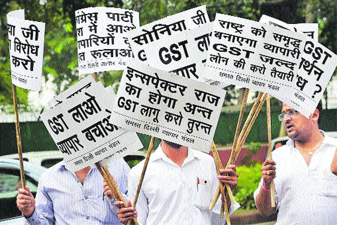 Getting GST right