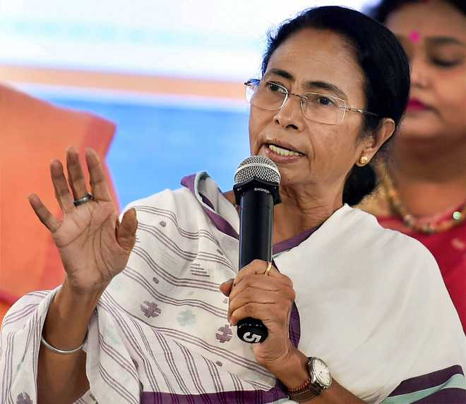 Mamata appeals for peace in Darjeeling
