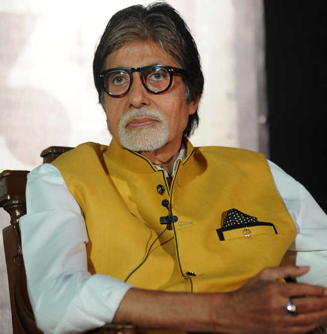 Centre ropes in Amitabh Bachchan to promote GST