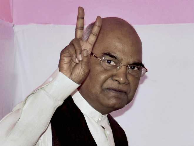 Bihar Governor Ram Nath Kovind is BJP's presidential nominee