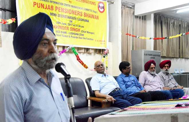 Pensioners' panel marks 15th foundation day