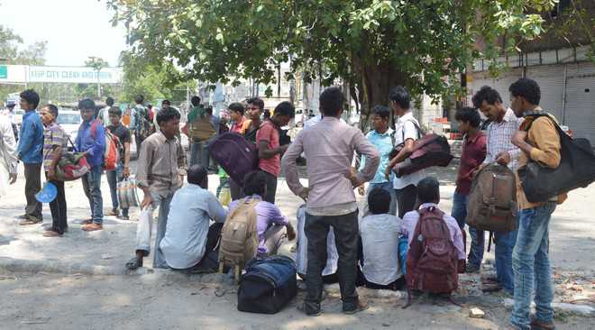 City witnesses migrant influx, sowing at Rs2,600 per acre