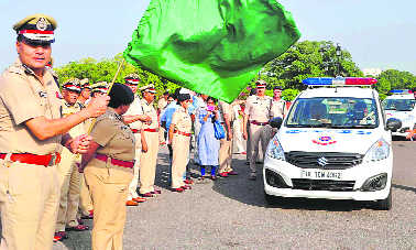 Hi-tech interceptors launched to check speeding vehicles