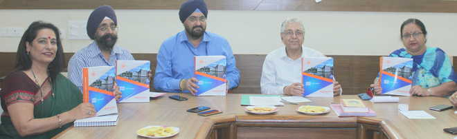 PU annual report for 2015-16 released after 2 yrs