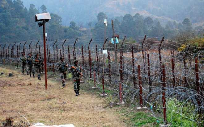 Militant killed as Army foils infiltration bid at LoC