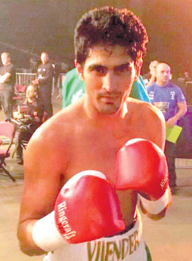 Vijender vs Zulpikar bout is on