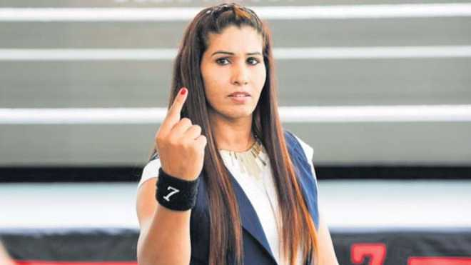 Kavita set to become 1st Indian woman to appear in WWE