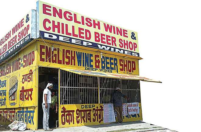 Excise Dept cracks whip on 16 liquor contractors