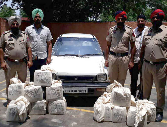 Police to take tough measures against liquor smugglers
