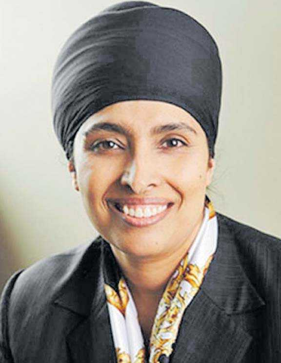 Shergill first turbaned SC judge in Canada