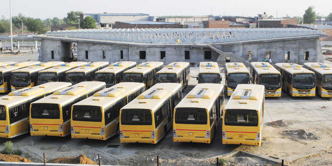 BRTS: Basic infra yet to be completed