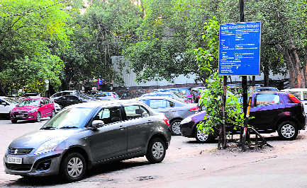 Parking charges to go up in Connaught Place