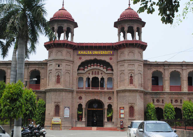 GNDU directed to hold counselling of Khalsa University students