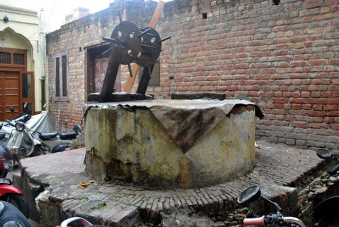 Heritage experts want Bhai Veer Singh's well to be preserved