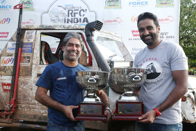 Four city teams for RFC India challenge