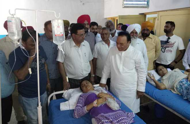 MP seeks magisterial probe into Phillaur diarrhoea outbreak