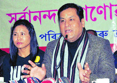 Joint police team of 8 northeastern states need of the hour: Sonowal