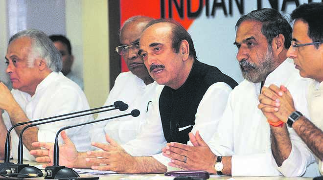 A UPA concept, it was blocked by Modi for years, says Cong