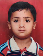 Boy feared drowned; search on