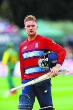 Roy first to be given out obstructing the field in T20Is