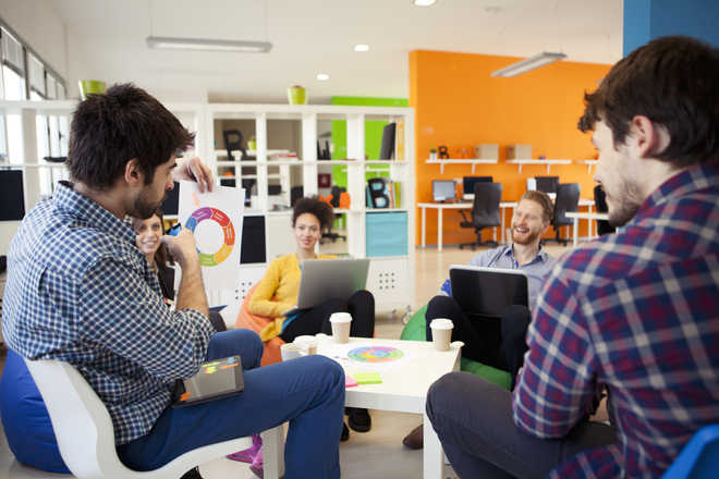 Use co-working for networking