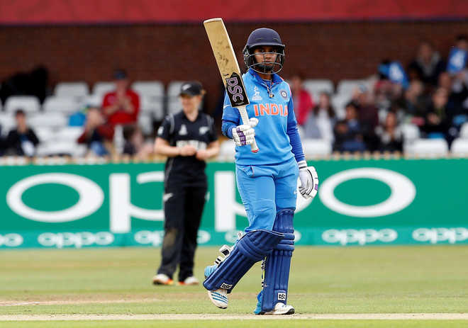 India beat New Zealand in women's World Cup, book semi-final berth
