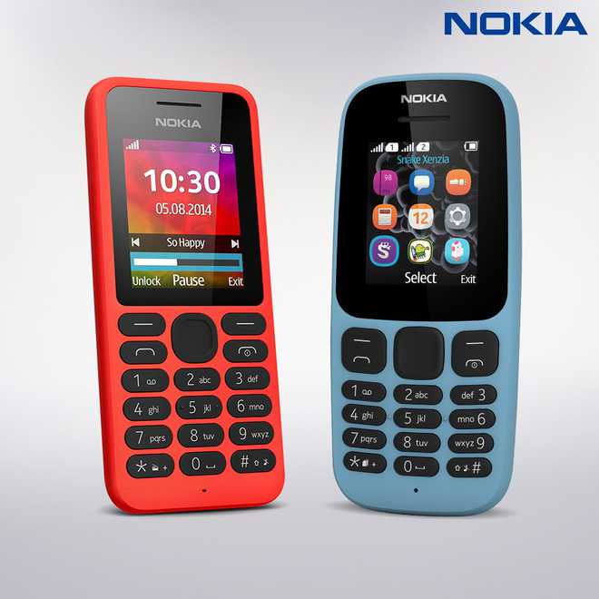 Nokia 105 now in India, '130' to come soon